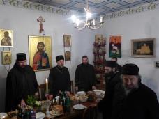 58 Прослава Светог Николаја у Манастиру Тврдош