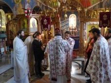 5 Аранђеловдан у Манастиру Тврдош
