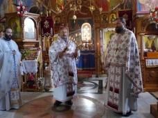 6 Аранђеловдан у Манастиру Тврдош