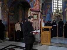 7 Аранђеловдан у Манастиру Тврдош