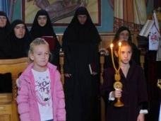 9 Аранђеловдан у Манастиру Тврдош