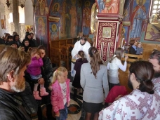 16 Аранђеловдан у Манастиру Тврдош