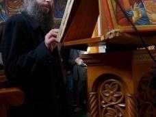 18 Аранђеловдан у Манастиру Тврдош