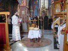 19 Аранђеловдан у Манастиру Тврдош
