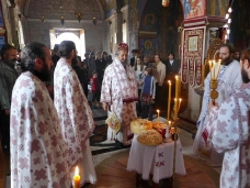 20 Аранђеловдан у Манастиру Тврдош