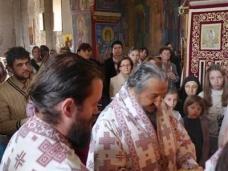 22 Аранђеловдан у Манастиру Тврдош