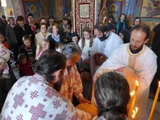 23 Аранђеловдан у Манастиру Тврдош