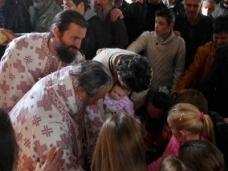 24 Аранђеловдан у Манастиру Тврдош