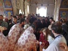 26 Аранђеловдан у Манастиру Тврдош
