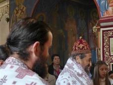 29 Аранђеловдан у Манастиру Тврдош