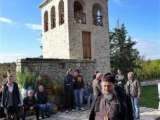 36 Аранђеловдан у Манастиру Тврдош