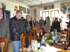 42 Аранђеловдан у Манастиру Тврдош