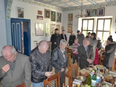 44 Аранђеловдан у Манастиру Тврдош