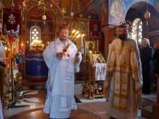 1 Аранђеловдан у Манастиру Тврдош