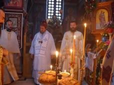 10 Аранђеловдан у Манастиру Тврдош
