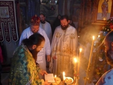 12 Аранђеловдан у Манастиру Тврдош