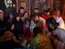 15 Аранђеловдан у Манастиру Тврдош