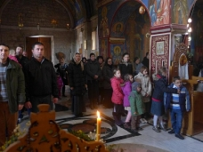 11 Савиндан у Манастиру Тврдош