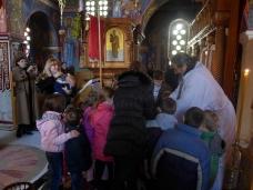 19 Савиндан у Манастиру Тврдош