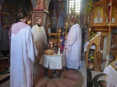 25 Савиндан у Манастиру Тврдош