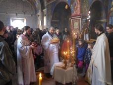 29 Савиндан у Манастиру Тврдош
