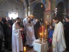 30 Савиндан у Манастиру Тврдош