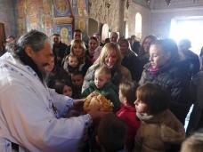 35 Савиндан у Манастиру Тврдош