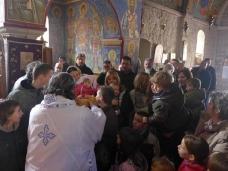 36 Савиндан у Манастиру Тврдош