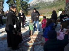 38 Савиндан у Манастиру Тврдош