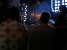 1 Претпразничко вечерње у Манастиру Тврдош