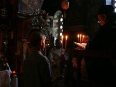 4 Претпразничко вечерње у Манастиру Тврдош