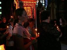5 Претпразничко вечерње у Манастиру Тврдош