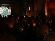 6 Претпразничко вечерње у Манастиру Тврдош