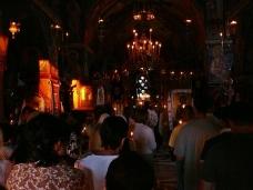 7 Претпразничко вечерње у Манастиру Тврдош