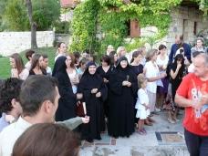 9 Претпразничко вечерње у Манастиру Тврдош