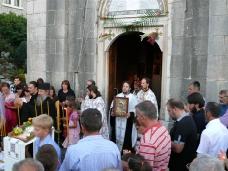 10 Претпразничко вечерње у Манастиру Тврдош