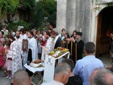 11 Претпразничко вечерње у Манастиру Тврдош