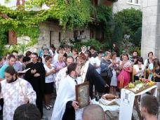 12 Претпразничко вечерње у Манастиру Тврдош