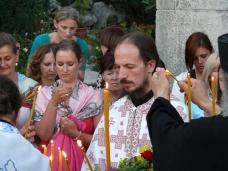 14 Претпразничко вечерње у Манастиру Тврдош