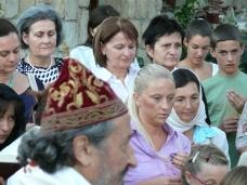 16 Претпразничко вечерње у Манастиру Тврдош