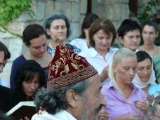 17 Претпразничко вечерње у Манастиру Тврдош