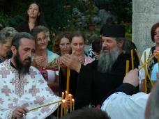 18 Претпразничко вечерње у Манастиру Тврдош