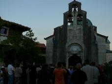 23 Претпразничко вечерње у Манастиру Тврдош