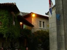 28 Претпразничко вечерње у Манастиру Тврдош