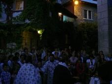 32 Претпразничко вечерње у Манастиру Тврдош