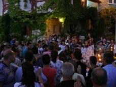 33 Претпразничко вечерње у Манастиру Тврдош