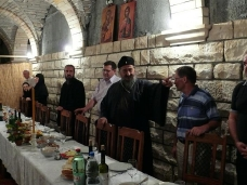 37 Претпразничко вечерње у Манастиру Тврдош