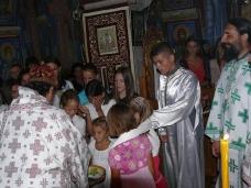 61 Празник Успења Пресвете Богородице - слава Манастира Тврдош