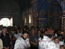 60 Празник Успења Пресвете Богородице - слава Манастира Тврдош