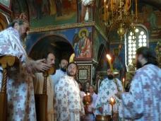59 Празник Успења Пресвете Богородице - слава Манастира Тврдош